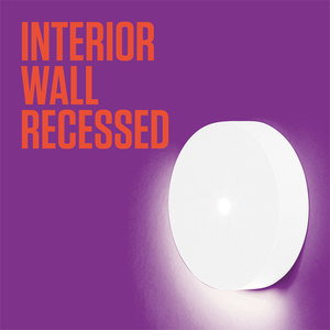 INTERIOR WALL RECESSED