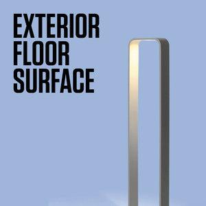 EXTERIOR FLOOR SURFACE