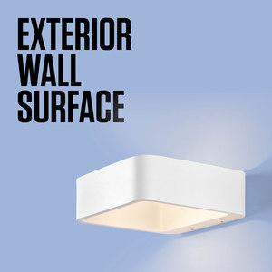 EXTERIOR WALL SURFACE