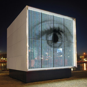 powerglass® MEDIA FACADE