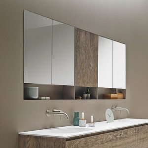 WALL CABINETS AND FURNISHING ACCESSORIES