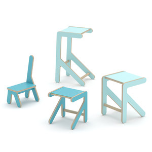 KLOSS chairs & tables