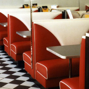 BOOTHS/ BANQUETTES