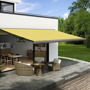 PATIO AND BALCONY AWNINGS