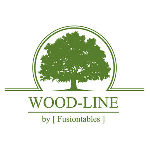 WOOD LINE BY FUSIONTABLES