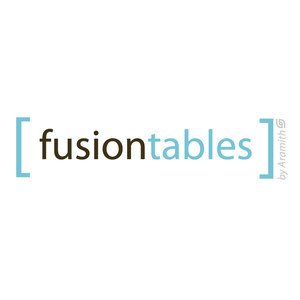 FUSIONTABLES BY ARAMITH