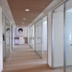 SMART OFFICE | ACOUSTIC, LIGHTING AND WALL PARTITIONS