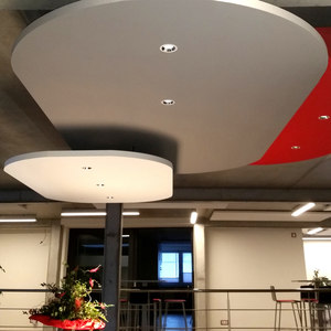 APN VINTA LUX SUSPENDED CEILING ACOUSTIC PANELS WITH INTEGRATED LIGHT