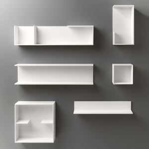 Corian drawers and cabinets