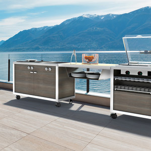 KITCHEN & PARTY CARTS