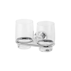 GLASS HOLDER AND DOUBLE GLASS HOLDER