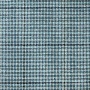 TWILL WOVEN, HAND-MADE RUG IN WOOL AND LINEN