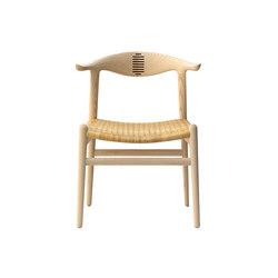 pp505 | Cowhorn Chair