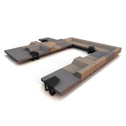 M2 modular seating system