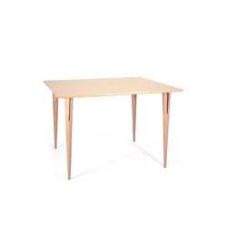 Table with split legs