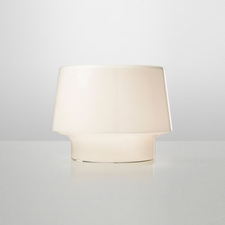 Cosy In White Lamp