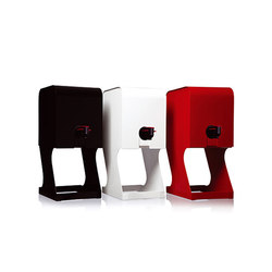 Bag-in-box wine dispenser