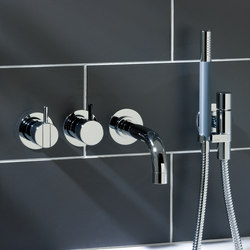 Bath - Mixer wall-mounted