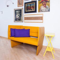 Cup Sessel und Sofa
