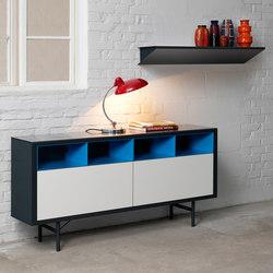 Modular Shelf- & Sideboardsystem