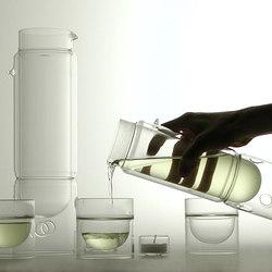 float glassware | tea lantern