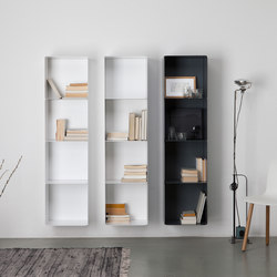 Collar bookcases