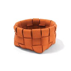 Basket woven
