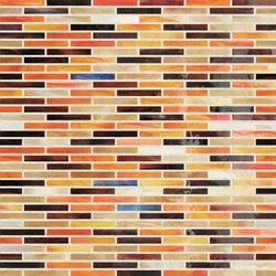 Murano Vena Glass Mosaics