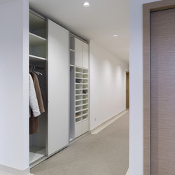 basic S Suspended door system