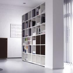 basic S Shelf system