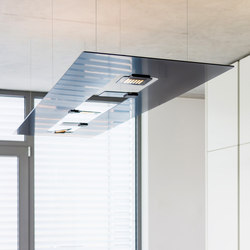 oneLED cloud suspended luminaire