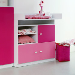 debe.destyle Changing Table