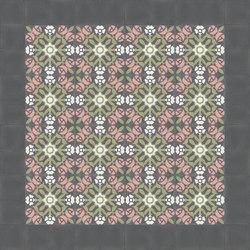 10031_200 Standard assortment cement tiles