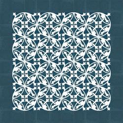 10843_200 Standard assortment cement tiles