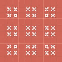 10932_200 Standard assortment cement tiles