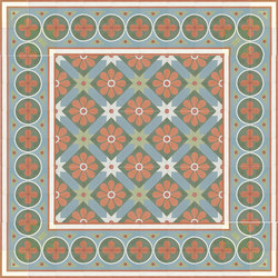 11953_200 Standard assortment cement tiles