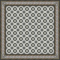 12960_200 Standard assortment cement tiles