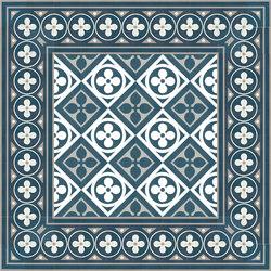 13143_200 Standard assortment cement tiles