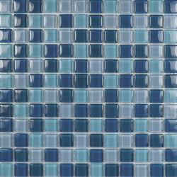 Noohn Glass Mosaics Glacier