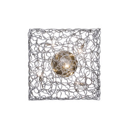 Carré ceiling - | wall lamp