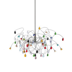 Drops pendant light
