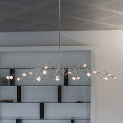 Metalball pendant light