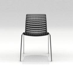 Moiré Chaise