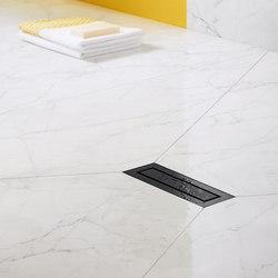 Linear floor drain CeraNiveau