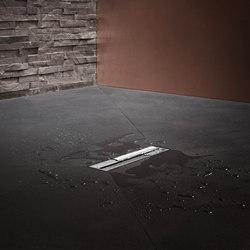 Linear floor drain Zentrix
