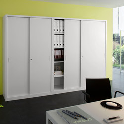 Classic Storage | Sliding Door Cabinets