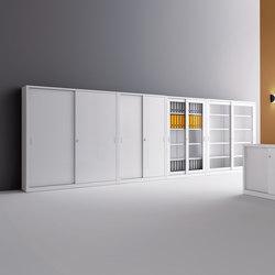 Classic Storage | Sliding Door Cabinets