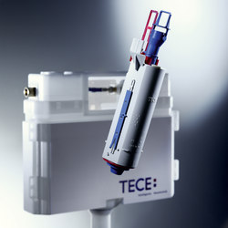 TECE Flushing technology