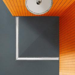 TECEdrainline Winkel - Duschrinnen