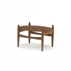 IL-06 Ottoman | Side Table